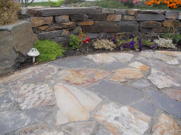 Landscaping Ledge Stones Are Perfect For Patios And Walkways. Whether You  Are Looking For Residential Landscaping Materials Or Commercial Landscaping  ...