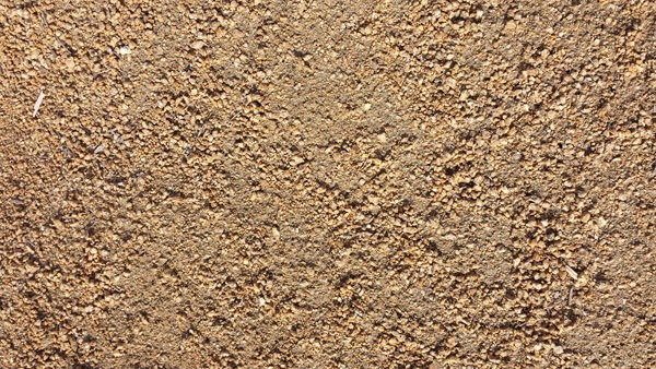 Crushed Granite Mulch : Gold decomposed granite wolverine rock and mulch