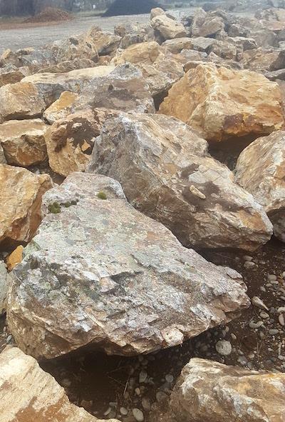 Landscaping Boulders in Pocatello