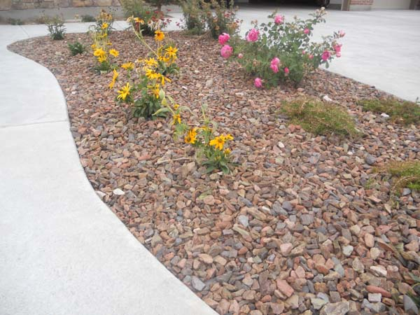 1″ Crestwood Landscape Rock