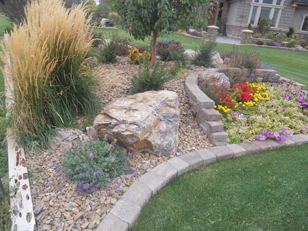 Idaho Falls Landscaping Products Wolverine Rocks Amp Rubber