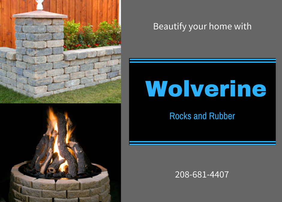 Quality Landscaping Rocks in Pocatello and Idaho Falls, Idaho
