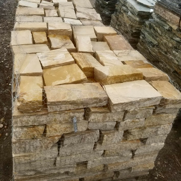 Chopped Butterstone Pavers 2