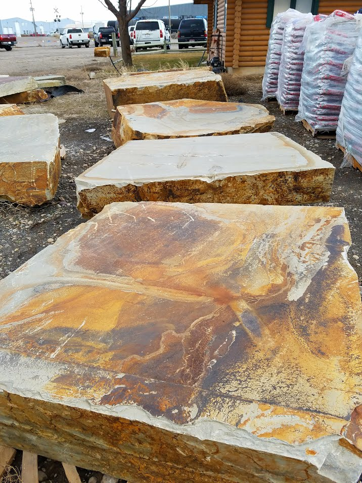 Buffstone Slabs
