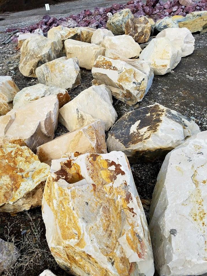 Butterstone Boulders